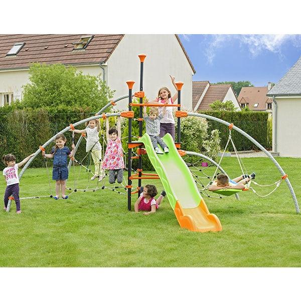 Structure de jeux evo filo trigano 9 enfants